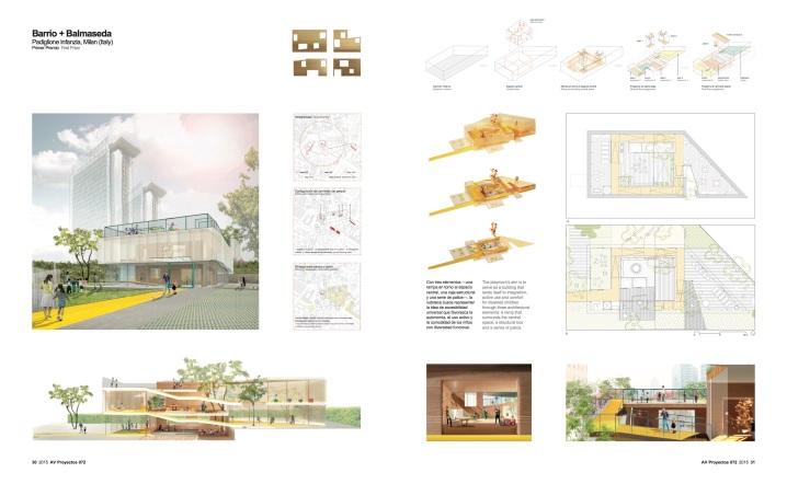 AV proyectos barriobalmaseda